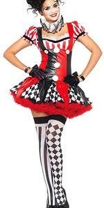 NWT Harley Quinn Costume